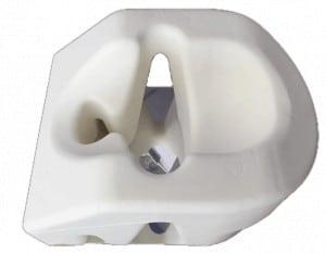 Prone Head Positioner
