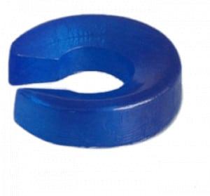 Gel Head Rings - Horseshoe - Open