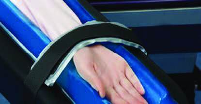 Gel Arm Positioning Strap