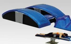 Gel Prone Positioner with Foam Base