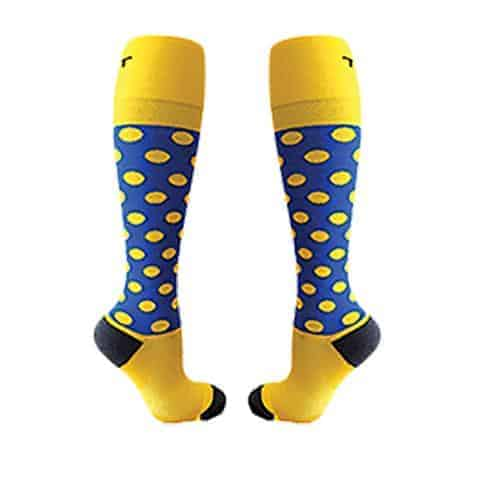727913855a Compression Socks Ladies - Lemon Drop | HMS Medical
