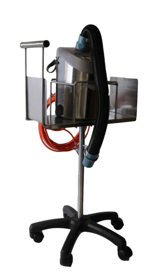 Air supply trolley