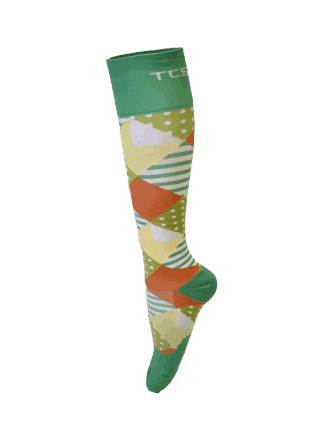 Compression Socks Ladies- Mint