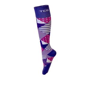 Compression Socks Ladies- Grape