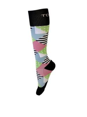 Compression Socks Ladies- WaterMelon