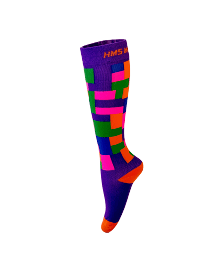 Compression Socks Ladies - Puzzles