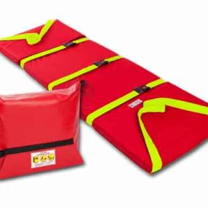 Ski Pad Evacuation Mat