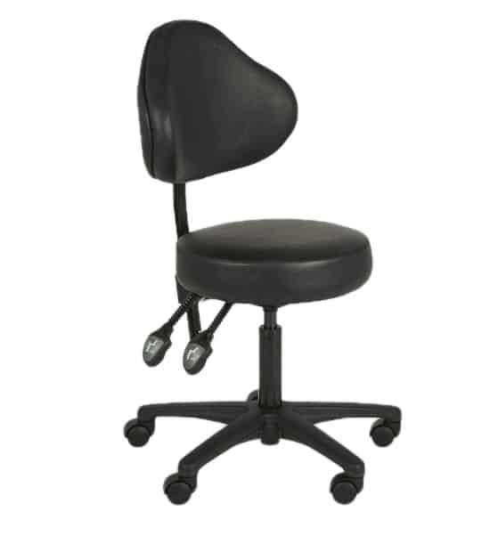 Ergo Stools with Back Support