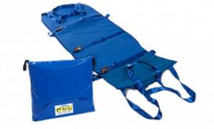 Ski Sled Evacuation Device